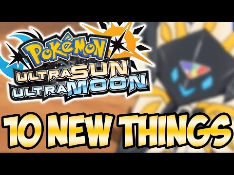 10 Things WE WANT for Pokemon Ultra Sun and Ultra Moon | Austin John Plays