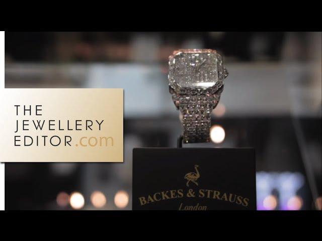 World's finest diamond watches: Backes & Strauss watches