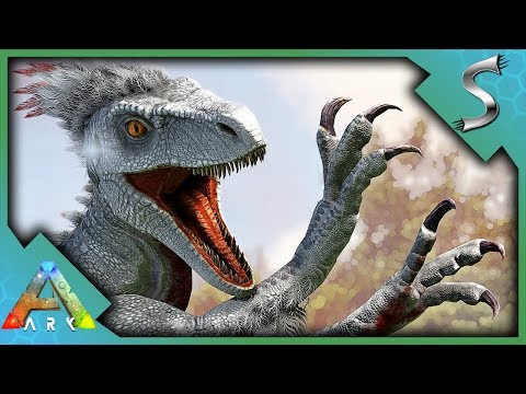 NEW BABY SABERTOOTH & ARGENT! OUR FIRST ARTIFACT HUNT!  - Ultimate Ark [E7 - The Island]
