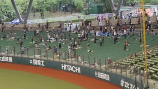 2017年7月26日 埼玉西武ライオンズvsオリックス・バファローズ メットラ...