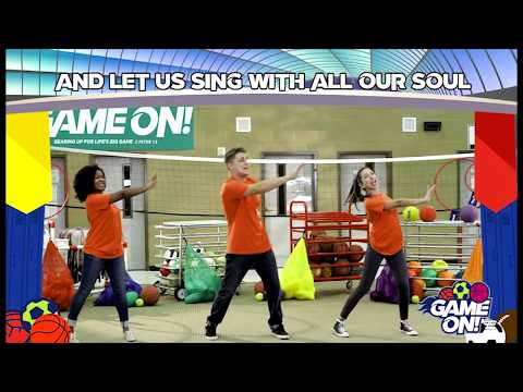 Day 5  Joy: Game On VBS 2018