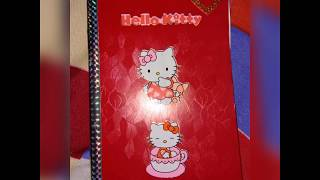 DIY Kitty Notebook | How to make Kitty Notebook with Paper Sheets