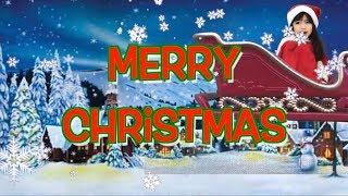 今日のクリスマスソングは、 お馴染み「ジングルベル」です♪ Maia Santa...