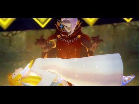 [Skyward Sword] Showdown with Ghirahim