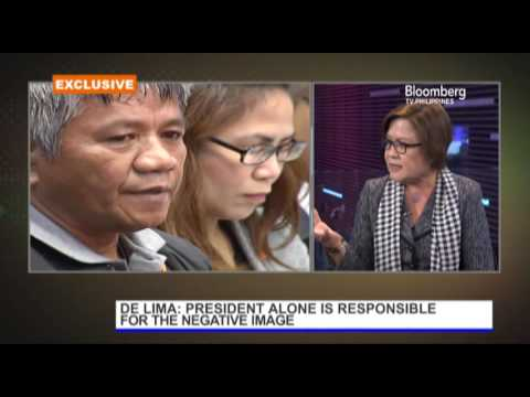 STARTING GATE | INTERVIEW WITH LEILA DE LIMA