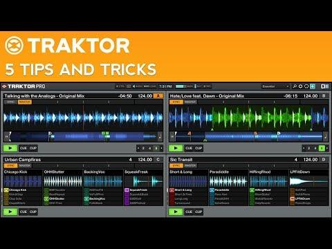 5 Traktor Pro 2 Tips & Tricks