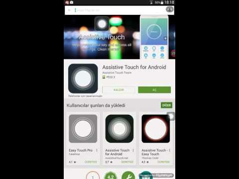Android'de Silinmeyen Uygulamalar Nasil Silinir.