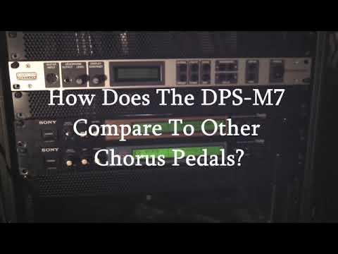Sony DPS-M7 Modulator Chorus