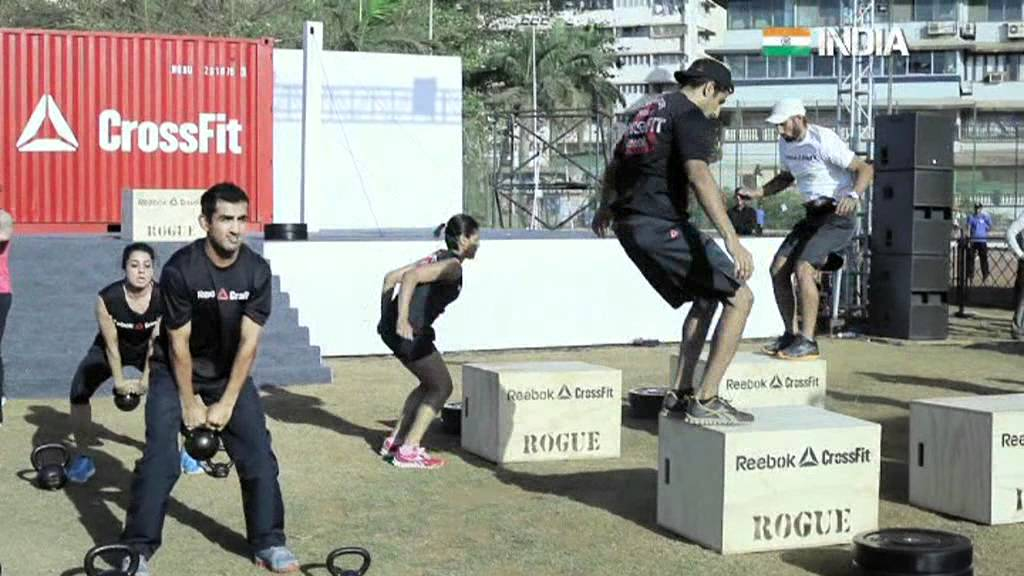 Reebok CrossFit - Sport of Fitness Has Arrived in India - YouTube