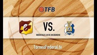 Mesopotamia: Unión Vecinal de La Plata vs. José Hernández   #TFB