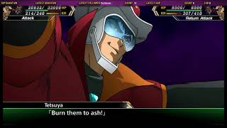 Let's Play Super Robot Wars V: Part 177 - Dr. Hell's Final Wager III