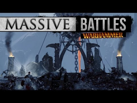 Battle for the Gates of Hell - One of my most cinematic fights ever! (Massive Battles)