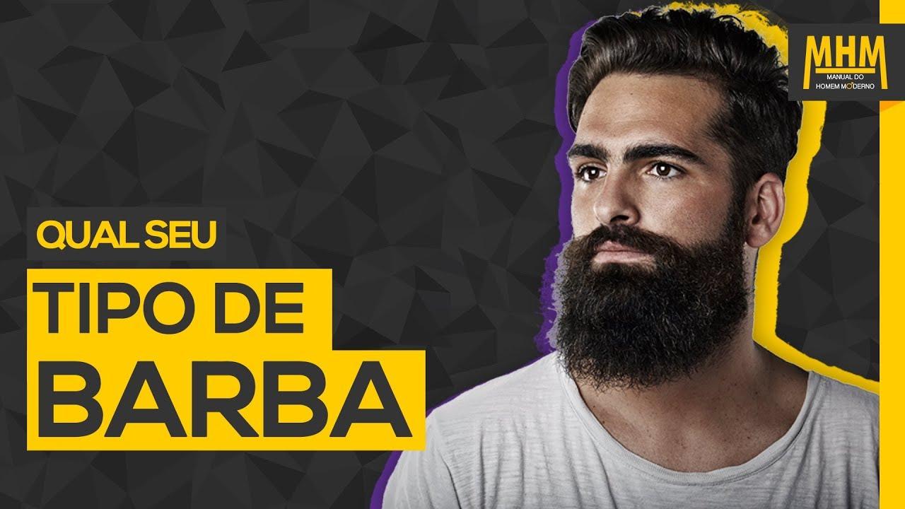 6fea054635ad9 ⚫ BARBA ideal para cada TIPO DE ROSTO - YouTube