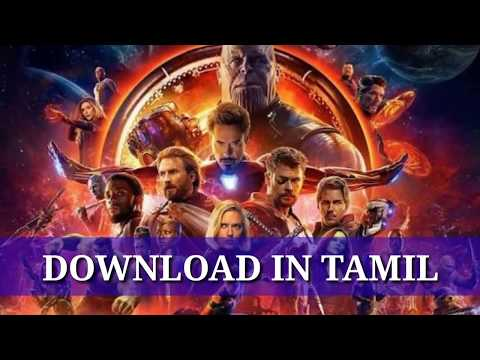 Avengers Infinity War Full Movie Tamil Dubbed Download