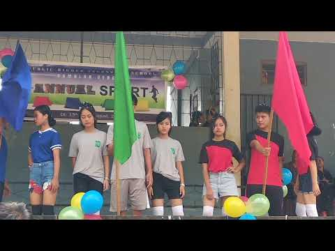 Public Higher Secondary School (2018-19)Annual Sport Opening Ceremony
