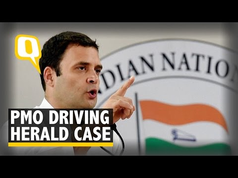 Rahul Gandhi on GST, Herald Row and Upcoming Assam Elections