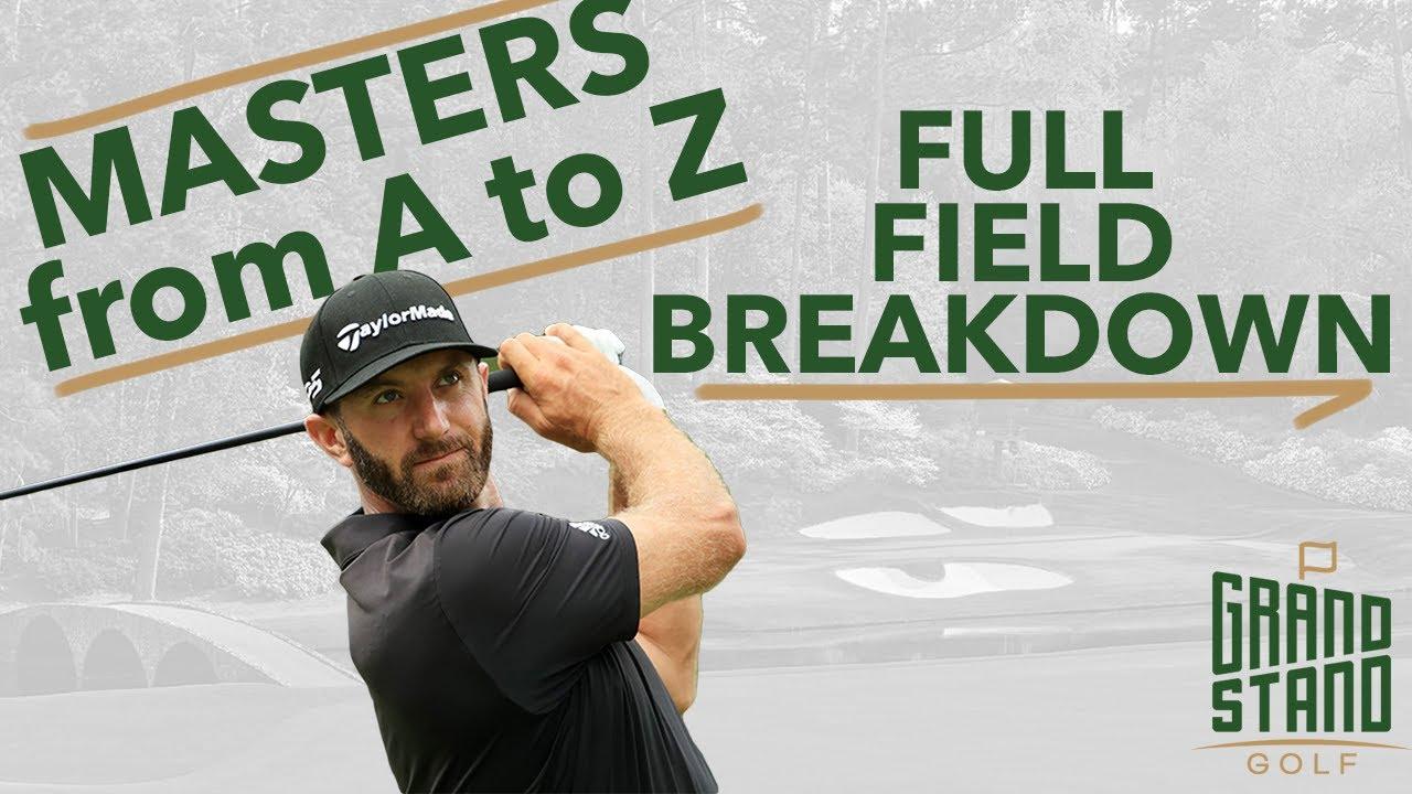 Masters predictions, odds 2021: Bryson DeChambeau, Tony Finau ...