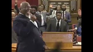 Jonathan Nelson and Bishop T.D. Jakes At Pilgrim Assemblies International Holy Convocation 2018!
