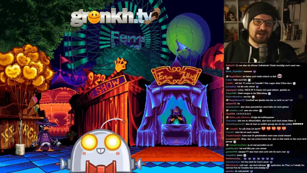 Gronkh outet seine Beziehung mit Pandorya - YouTube