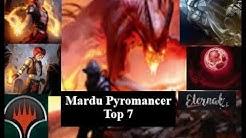 Top 7 #6 Modern Mardu Pyromancer MTGO