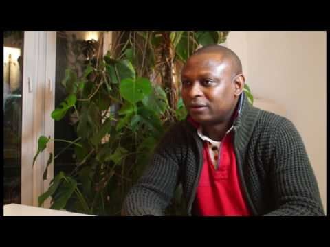 Video interview with Rex Osa