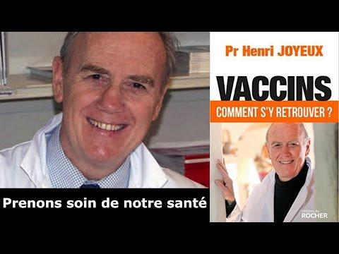 Pr Henri JOYEUX - Protégeons notre santé