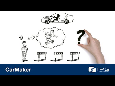 CarMaker for virtual testing in vehicle development