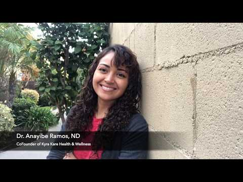 Kyra Kare Health & Wellness:  Naturopathic Medicine; Bonita, California 91902
