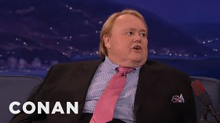 Louie Anderson Tells A Joke 10 Years In The M...