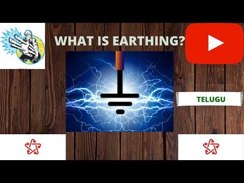 Earthing Telugu Youtube