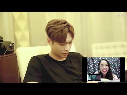 Zhang Yixing EXO Lay reaction to SHEEP 02 reactions
