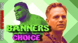 One Marvelous Scene - Bruce Banners Choice in Thor Ragnarok