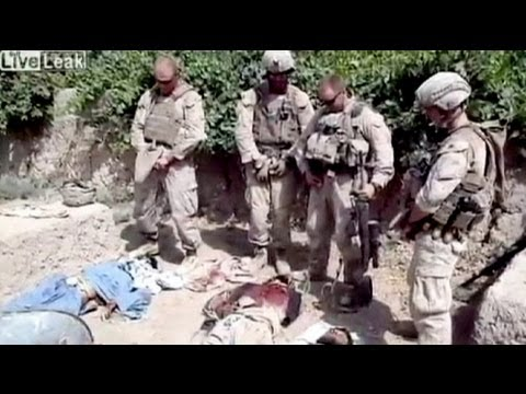 US Investigates Taliban Corpse Abuse In Afghanistan