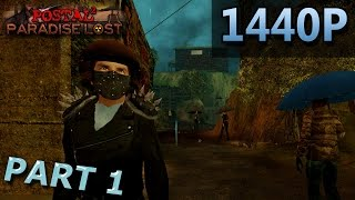 POSTAL 2: Paradise Lost | PART 1 | PC Gameplay | 1440P / 2K