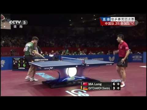 2014 WTTTC (MT-Final/CHN-GER/m4) MA Long - OVTCHAROV Dimitrij [HD] [Full Match/Chinese]