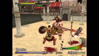Shadow of Rome - Gameplay PS2 HD 720P