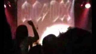 AC/DX.  - THUNDERSTRUCK - Speinshart Mofarennen 20.08.2005