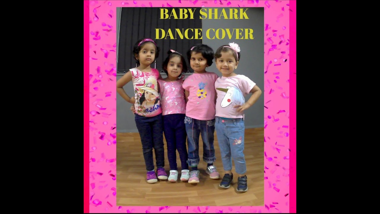 Baby Shark Dance Cover | Toddlers Dance | Cute and easy ...