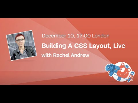 Building A CSS Layout, Live