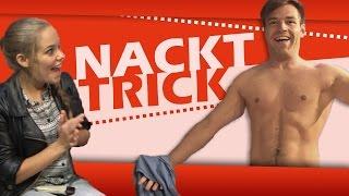 NACKT in 1 Sekunde - Der Trick | Love & Sex