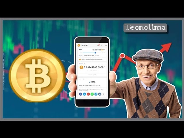 como minerar bitcoins pelo celular