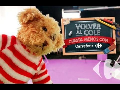 Volver al cole cuesta menos con Carrefour