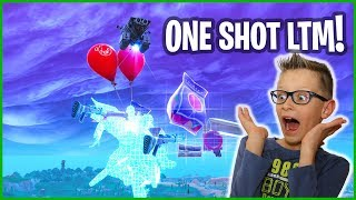 New ONE SHOT LTM Jumping with Baloons!