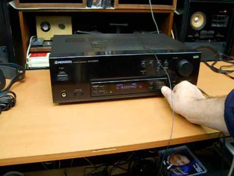 Ebay Pioneer Ct W403r Pioneer Vsx 502 Sony Cdp Cx235