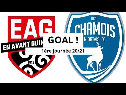 Guingamp Niort Goals And Highlights