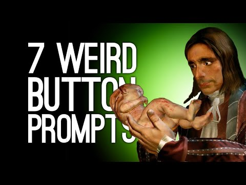 7 Weirdest Button Prompts You Were Not Ready For: Commenter Edition