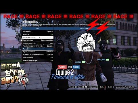 - !!! EXTREME RAGE !!!   Gta Online   Affrontement RNG // #PrayForAlex \\ -
