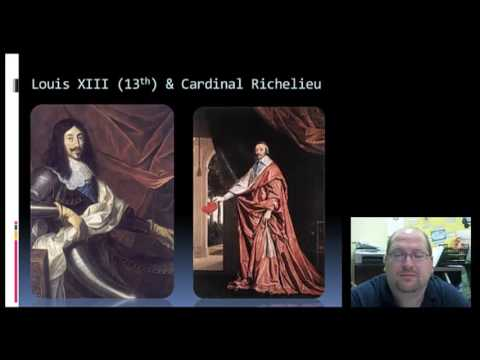 UL12 Lecture 1: Absolutism and Absolute Monarchs