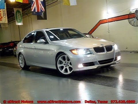 2006 BMW 330i Sport - eDirect Motors - YouTube