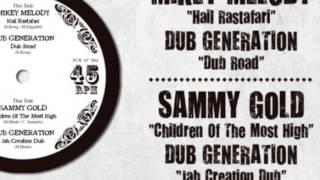 MIKEY MELODY- Hail Rastafari